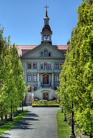 St. Ann's Academy - Victoria BC Canada
