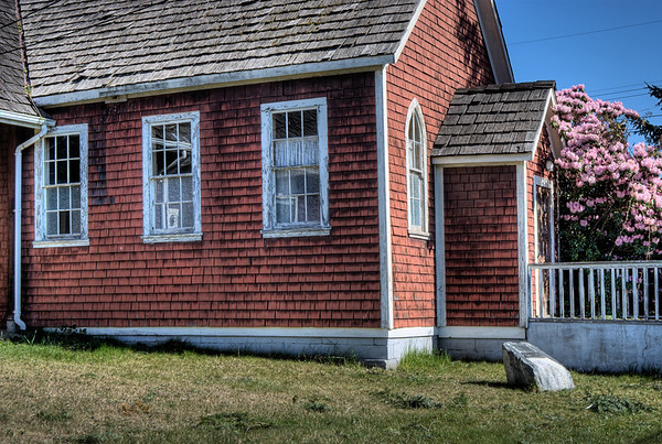Saint John the Baptist Church - Comox, BC, Canada