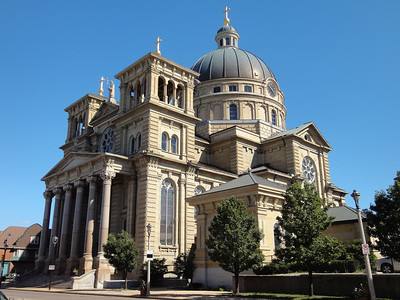 The Basilica of St. Josaphat.
