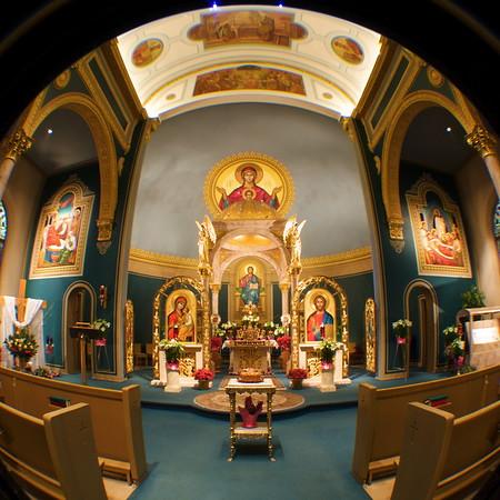 St. Mary Byzantine