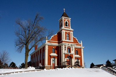 St. Mary's Catholic Church - New Trier, MN