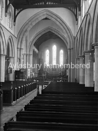 St Mary's Church, May 1947