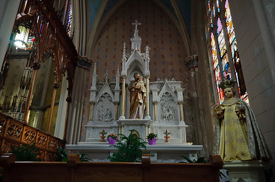 Saint Anne de Detroit Church, Detroit MI