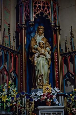 Saint Anne de Detroit Church, Detroit MI