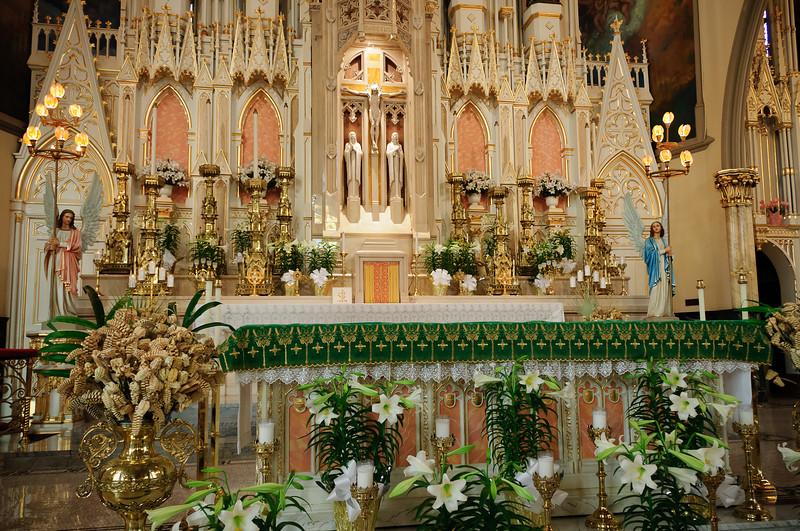 Sweetest Heart of Mary Church, Detroit MI