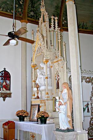 Praha - St Mary's Church