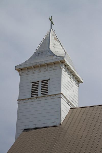 St John - Exterior