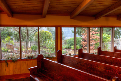"All Saints' by-the-Sea - Salt Spring Island Please visit our blog ""Anglican Churches of Salt Spring Island"" for the story behind the photo."