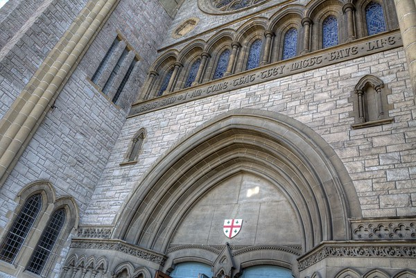 Christ Church Cathedral - Victoria, BC, Vancouver Island, Canada
