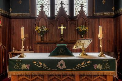 Holy Trinity Anglican Church - North Saanich, Vancouver Island, British Columbia, Canada