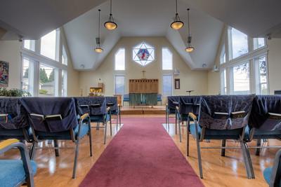 Holy Trinity Anglican Church - Sooke, Vancouver Island, British Columbia, Canada