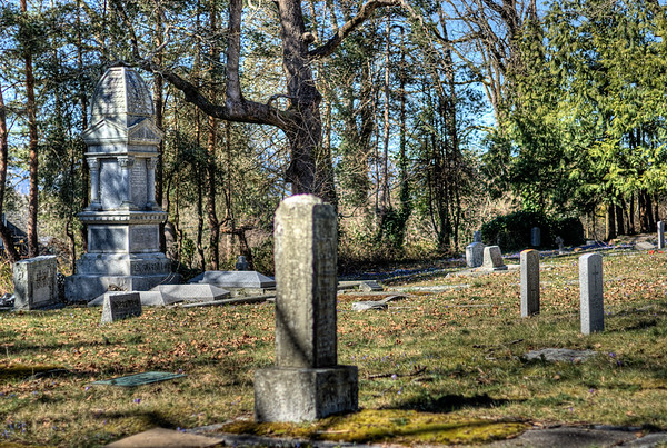 St Andrew's Anglican Cemetery - Courtenay