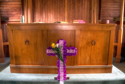 """St. Andrews Anglican Church - Cowichan Station, Vancouver Island, BC, Canada Visit our blog """"A Peek Inside St. Andrew's Church"""" for the story behind the photo."""