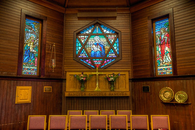 St. Andrew's Anglican Church - Sidney, Vancouver Island, BC, Canada