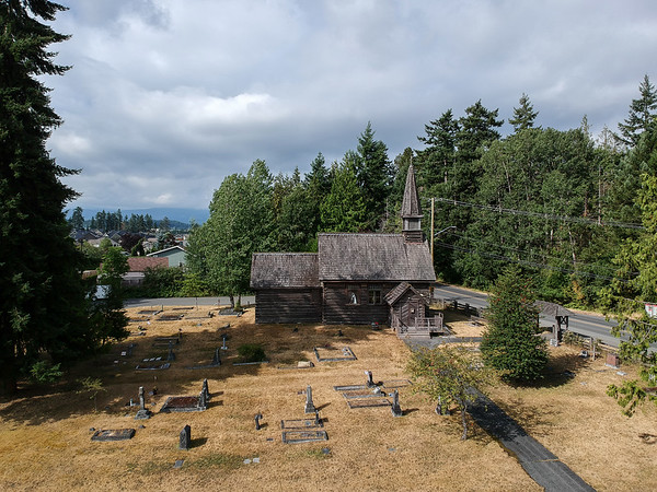 St Anne and St Edmund Anglican Church - Parksville