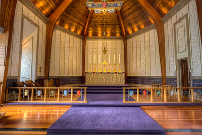 St. Barnabas Church - Victoria, Vancouver Island, British Columbia, Canada