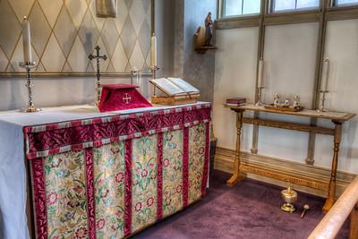 St. Barnabas Church - Victoria, Vancouver Island, British Columbia, Canada