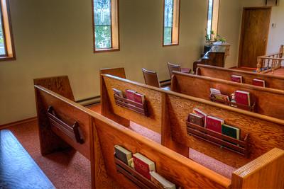 St. Columba's Anglican United Church - Port Hardy, Vancouver Island, British Columbia, Canada