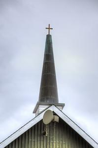 St. Dunstan's Anglican Church - Victoria, Vancouver Island, British Columbia, Canada