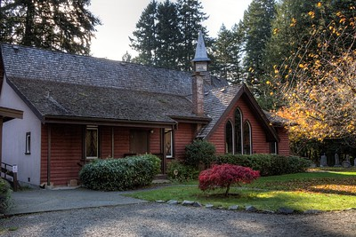 St. John the Baptist, Cobble Hill - Cobble Hill, Vancouver Island, BC, Canada