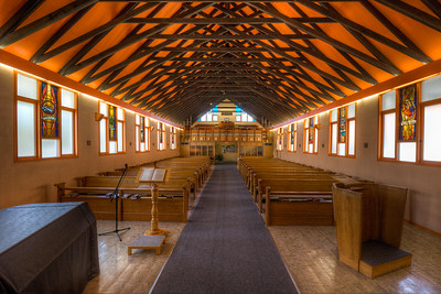 St. John the Divine - Courtenay, Vancouver Island, British Columbia, Canada