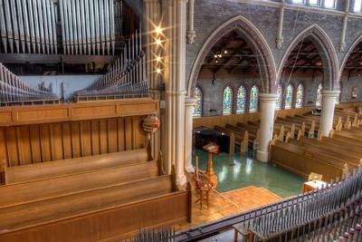 St John the Divine, Victoria - Anglican Church - Victoria, Vancouver Island, BC, Canada