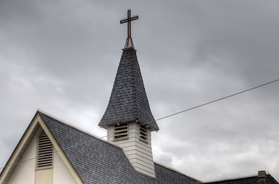 St. John's Anglican Church - Duncan, Vancouver Island, British Columbia, Canada