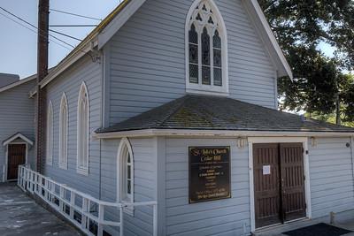 St Luke Anglican Church - Victoria, Vancouver Island, British Columbia, Canada