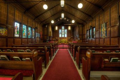St. Mark's Anglican Church - Qualicum Beach, Vancouver Island, British Columbia, Canada