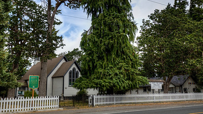 St Mary the Virgin - Metchosin, Vancouver Island, British Columbia, Canada