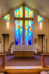 St Mary's Anglican Church - Nanoose Bay, Vancouver Island, British Columbia, Canada