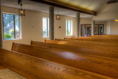 St Mary's Anglican Church - Saanichton, Vancouver Island, British Columbia, Canada