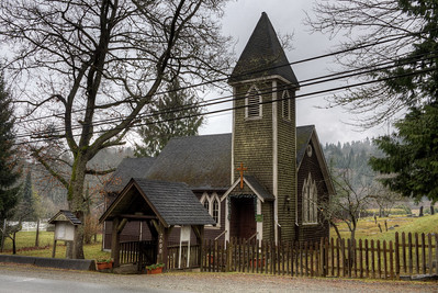 "St Mary's - Salt Spring Island Please visit our blog ""Anglican Churches of Salt Spring Island"" for the story behind the photo."