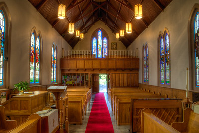 "St Michael and all Angels - Anglican Church - Victoria, Vancouver Island, BC, Canada Visit our blog ""St. Michael and All Angels"" for the story behind the photo."