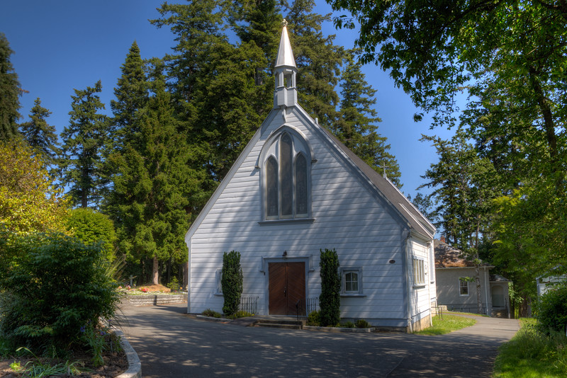 "St Michael and all Angels - Anglican Church - Victoria, Vancouver Island, BC, Canada Visit our blog ""<a href=""http://toadhollowphoto.com/2014/07/10/st-michael-and-all-angels/"">St. Michael and All Angels</a>"" for the story behind the photo."