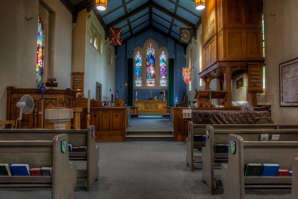 St Pauls Anglican Church - Nanaimo