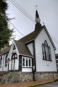 "The Anglican Parish of St. Peter and St. Paul - Victoria, Vancouver Island, BC, Canada Please visit our blog ""The Anglican Parish of St. Peter and St. Paul"" for the story behind the photo."