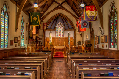 The Anglican Parish of St. Peter and St. Paul - Victoria, Vancouver Island, BC, Canada