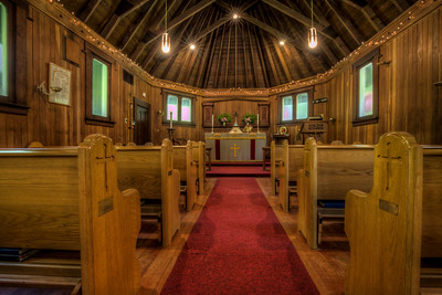 St Peter's Anglican Church - Pender Island, British Columbia, Canada