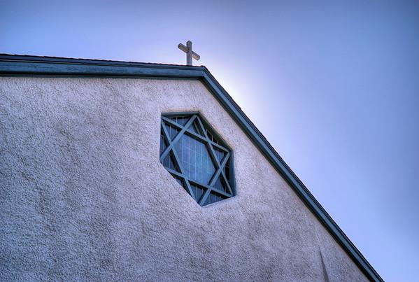 Saint Peter's Anglican Church - Comox, BC, Canada