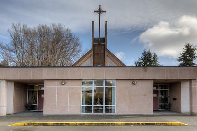 St. Peter's Anglican Church Lakehill - Victoria, Vancouver Island, British Columbia, Canada
