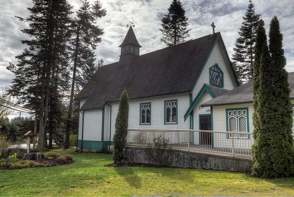 St Philip Anglican Church - Cedar