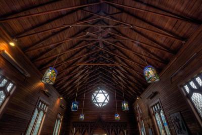 St Philip's Anglican Church - Cedar, Vancouver Island, British Columbia, BC, Canada