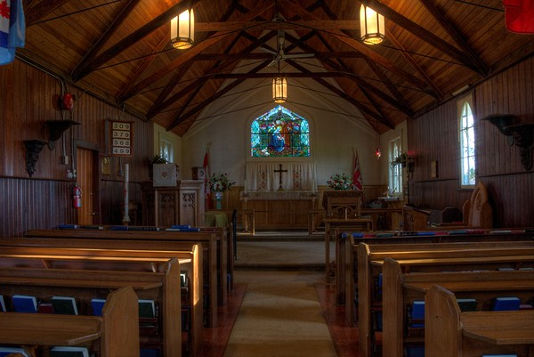 St. Stephen's Anglican Church - Central Saanich, Vancouver Island, BC, Canada