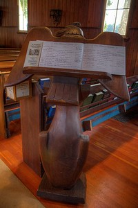 """St. Stephen's Anglican Church - Central Saanich, Vancouver Island, BC, Canada Visit our blog """"St. Stephen's Anglican Church"""" for the story behind the photos."""