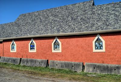"Union Bay Community Church - Union Bay, BC, Canada Visit our blog ""Union Bay Community Church"" for the story behind the photo."