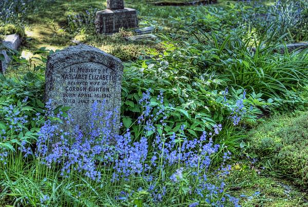 Westholme Cemetery - Crofton BC Canada