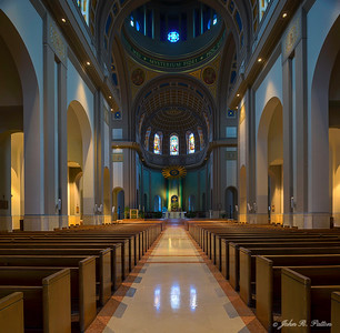 Cathedral of the Blessed Sacrament Catholic Church
