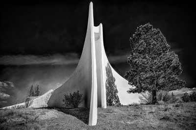 Peace and Brotherhood Chapel, New Mexico