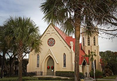 St Peter's Episcopal Church Amelia Island, FL